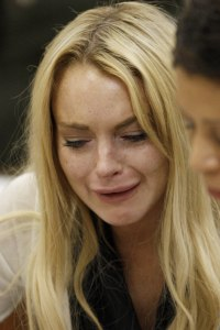 """Lohan goes to jail: """"Not Fair"""""""