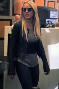 Lindsay Lohan: jailbird