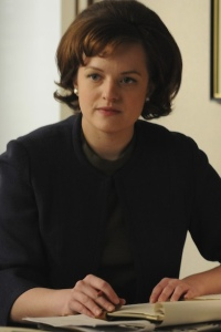 Mad Men star Elizabeth Moss