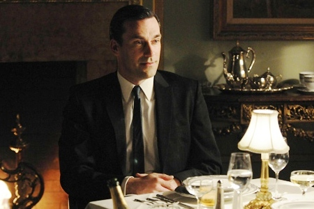 Mad Men stars Jon Hamm and returns July 25 on AMC