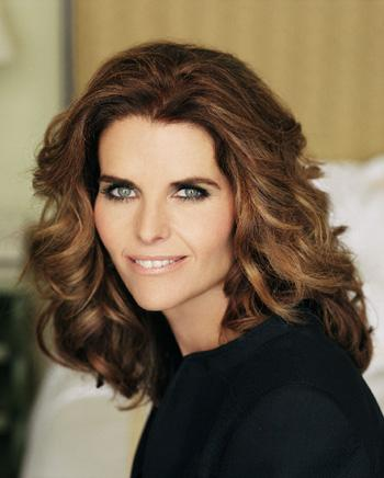 maria shriver. Maria Shriver: Fighting