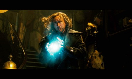 Nicolas Cage in The Sorcerer's Apprentice