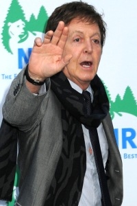 McCartney: Back in the USA!