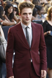 Robert Pattinson at the Eclipse premiere