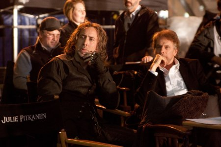 Nicolas Cage and Jerry Bruckheimer