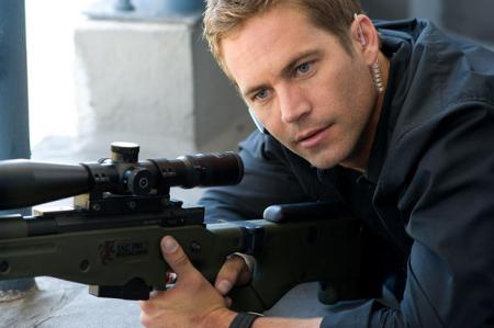 Paul Walker in Takers