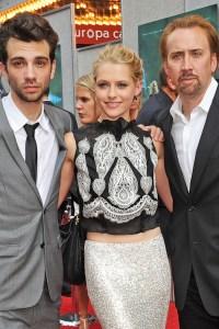 Teresa Palmer with Jon and Nic