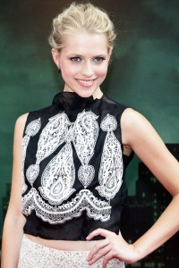 Teresa Palmer at the Sorcerer's premiere