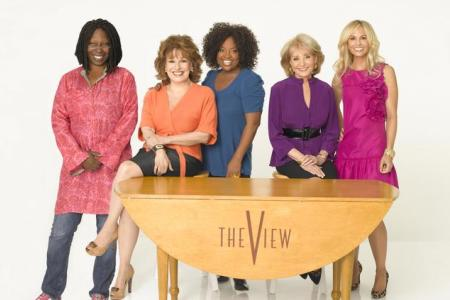 The ladies of The View