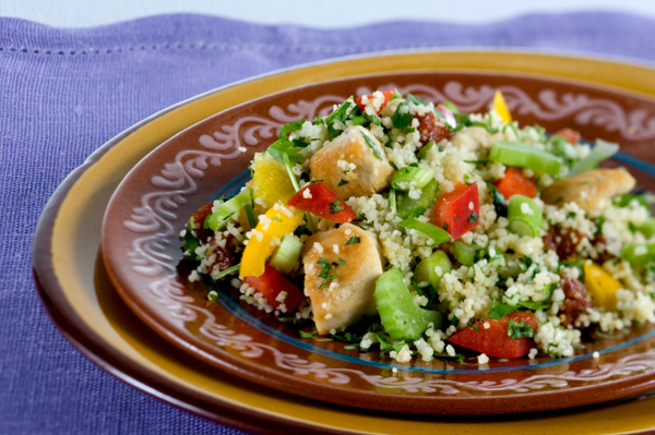 Vegetable Coucous