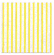 Yellow Napkin from Kate's Paperie