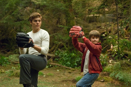 Charlie St Cloud is the story of brothers