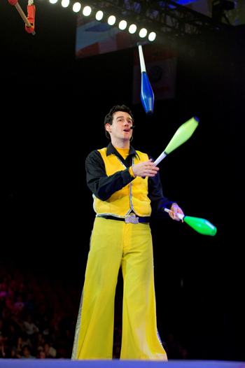 The new yellow wiggle