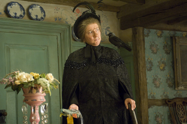 Nanny McPhee and bird