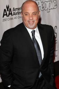 Billy Joel jumps in to Glee!