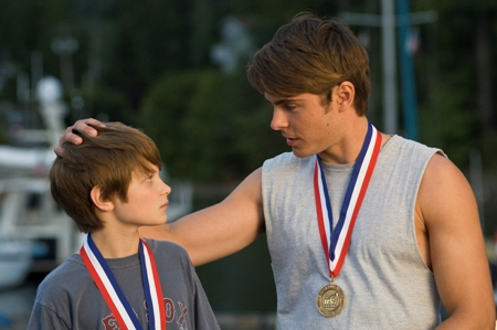 Charlie St Cloud stars Charlie Tahan and Zac Efron