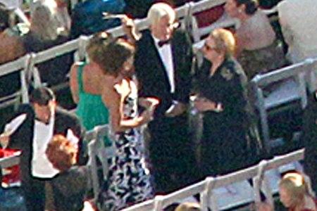 Chelsea Clinton's fairy tale wedding