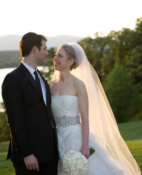 Chelsea Clinton's country wedding
