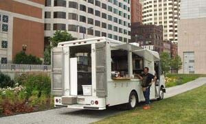 Clover food lab food truck