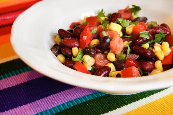 Summer bean recipes