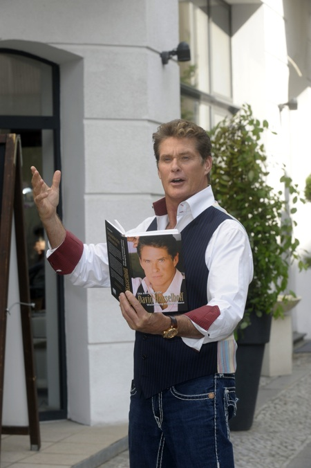 David Hasselhoff