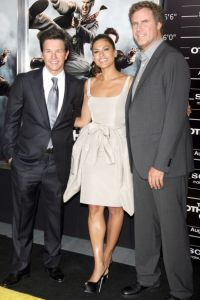 Mark Wahlberg, Eva Mendes and Will Ferrell