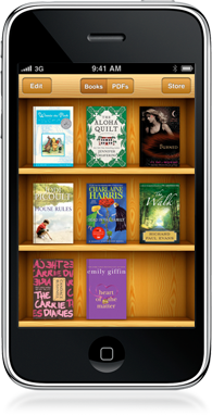 iBooks app