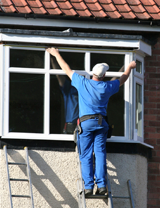 Installing new windows