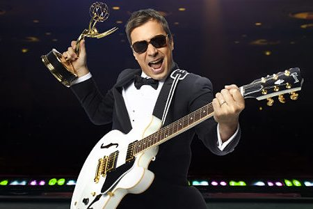 Jimmy Fallon hosts the 2010 Emmy Awards Sunday night