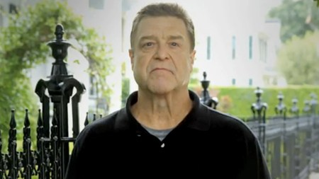 John Goodman, much, much thinner