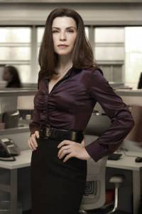 Julianna Margulies is The Good Wife