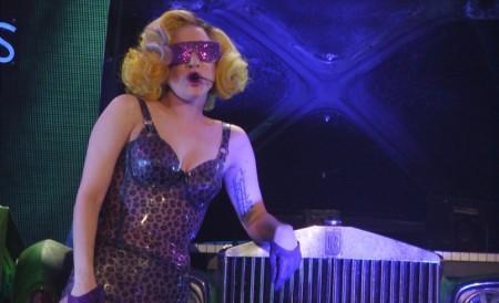 Lady Gaga wants Arizona fans to protest