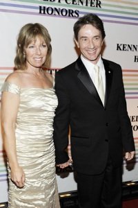 Martin Short & Nancy Dolman