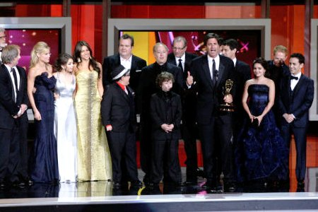 Modern Family wins Best Comedy Emmy
