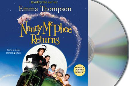 Emma Thompson reads Nanny McPhee Returns