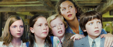 Maggie Gyllenhaal anchors Nanny McPhee