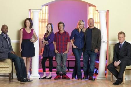 No Ordinary Family on ABC