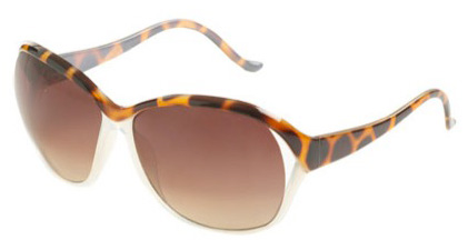 classic fashion accessory: Tortoiseshell sunglasses