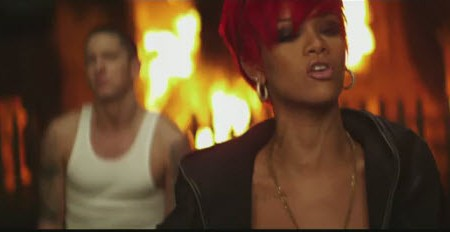 Eminem & Rihanna's brave new video