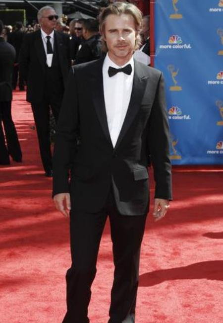 Sam Trammell scores nothing True at the 2010 Emmys