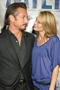 Sean Penn and Robin Wright