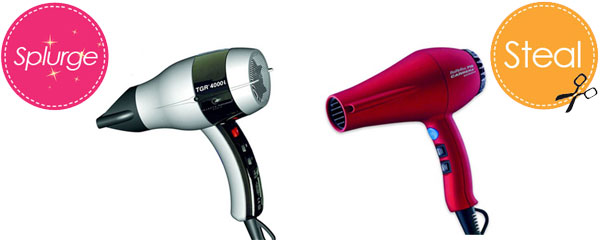 Ionic hair dryers
