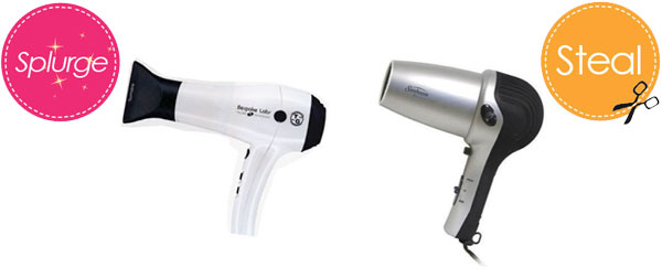 Tourmaline hair dryers