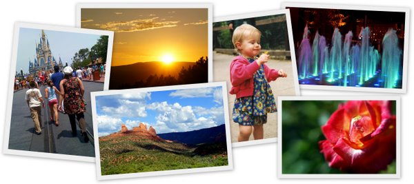 Take better photos - picture collage
