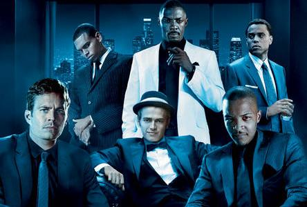 The cast of Takers includes Hayden Christensen, Paul Walker and Chris Brown