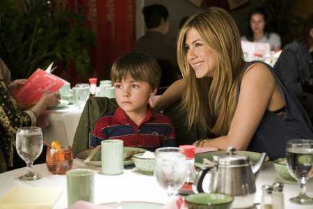 The Switch stars Jennifer Aniston
