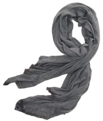 classic fashion accessory: Oversized scarf