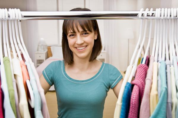 Expert tips for closet organization