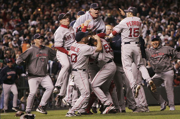 2007 Red Sox Champions
