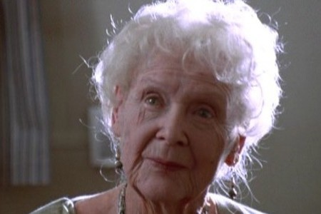 Gloria Stewart in Titanic